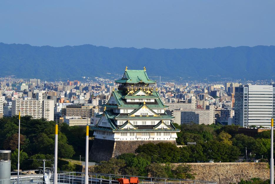 大阪城:http://osakacityview.blog.fc2.com/blog-entry-16.html